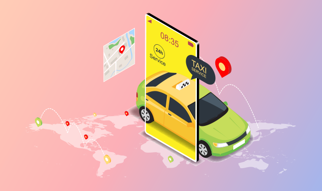 Uber Clone App: Reshape Your Taxi Booking Business1